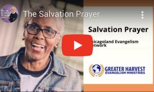 The Salvation Prayer
