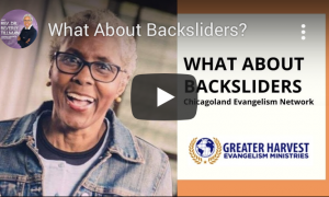 What About Backsliders?