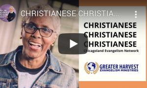 Christianese Christianese Christianese