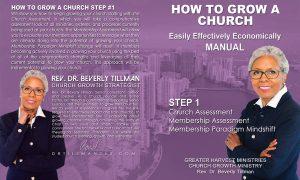 How to Grow a Church: Step 1 (PDF)