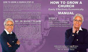 How to Grow a Church: Step 2 (PDF)