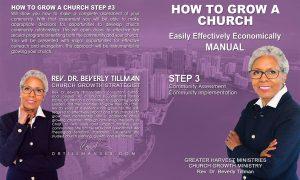How to Grow a Church: Step 3 (PDF)